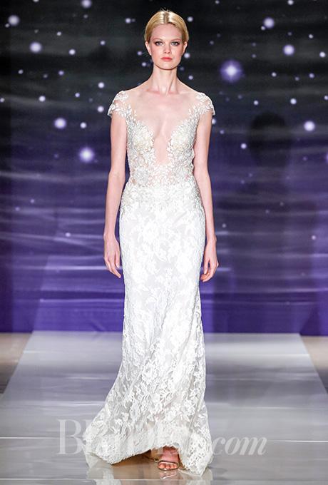 Winter wedding dresses lace (video)