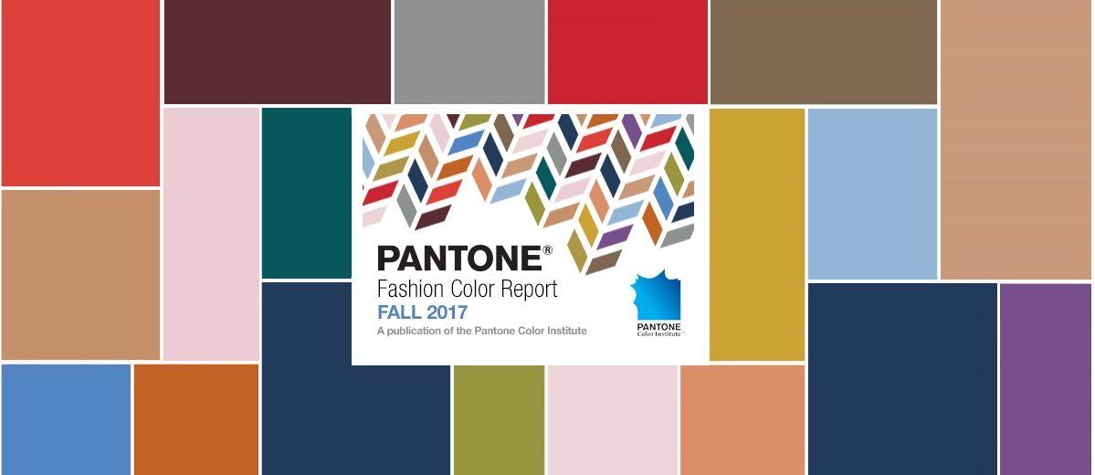 Самые модные цвета осень — зима 2017 18 — PANTONE Fashion Color Report Fall  2017 18 fbea274a668